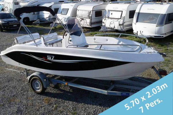 Trimarchi 57 S Open  16'000.- CHF